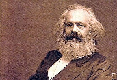 I'm Big In East Germany – Karl Marx & MasterCard Unite For The People