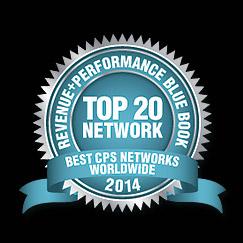 FlexOffers.com Scores Big on the Blue Book Top 20 Affiliate Networks 2014 Survey