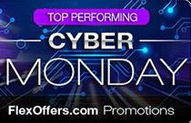 FlexOffers.com Cyber Monday Savings Event
