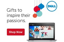 Black Friday Shopping is Easy as Dell with Dell Home & Home Office at FlexOffers.com