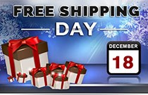 Free Shipping Day Deals from FlexOffers.com