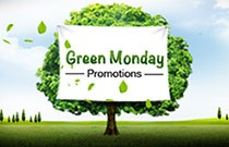 Green Monday Madness at FlexOffers.com