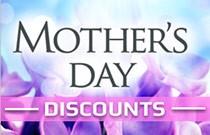 FlexOffers.com affiliate marketing sales promotional discount savings banner deals blog Mother's Day