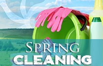 Score Spring Cleaning Deals at FlexOffers.com