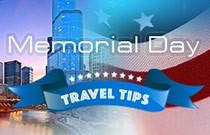 Memorial Day Travel Tips from FlexOffers.com