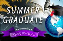 Summer Graduate Getaways at FlexOffers.com