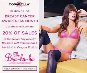 Think Pink with Breast Cancer Awareness Month Deals from FlexOffers.com