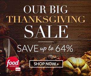 Thanksgiving Dinner Discounts at FlexOffers.com