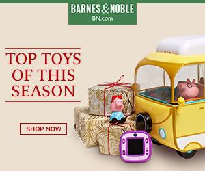 FlexOffers.com Holiday Shopping Havens- Barnes & Noble