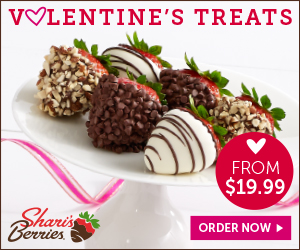 Lovely Valentine's Day Bargains at FlexOffers.com
