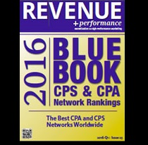 FlexOffers.com, affiliate, marketing, sales, promotional, discount, savings, deals, banner, blog, mThink, Blue Book, survey, Performance and Marketing, 2016