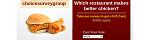 ChoiceSurveyGroup - KFC vs Popeyes, FlexOffers.com, affiliate, marketing, sales, promotional, discount, savings, deals, banner, bargain, blog