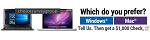 ChoiceSurveyGroup - Windows vs Mac, FlexOffers.com, affiliate, marketing, sales, promotional, discount, savings, deals, banner, bargain, blog