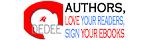 DEDEE FOR PCMAC - EBOOK SIGNING, FlexOffers.com, affiliate, marketing, sales, promotional, discount, savings, deals, banner, bargain, blog