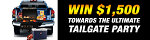 WinningSurveys - Tailgating Party Sweepstakes, FlexOffers.com, affiliate, marketing, sales, promotional, discount, savings, deals, bargain, banner, blog