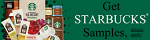 CS - Starbucks Coffee Sampler, FlexOffers.com, affiliate, marketing, sales, promotional, discount, savings, deals, bargain, banner, blog