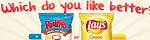 PopularProductRewards - Lays vs Ruffles, FlexOffers.com, affiliate, marketing, sales, promotional, discount, savings, deals, bargain, banner, blog