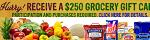 SaveandSmile - Grocery Gift Card (CA), FlexOffers.com, affiliate, marketing, sales, promotional, discount, savings, deals, bargain, banner, blog