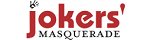 Jokers Masquerade, affiliate, banner, bargain, blog, deals, discount, FlexOffers.com, marketing, promotional, sales, savings