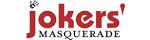 Jokers Masquerade, affiliate, banner, bargain, blog, deals, discount, FlexOffers.com, marketing, promotional, sales, savings