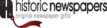 Historic Newspapers, FlexOffers.com, affiliate, marketing, sales, promotional, discount, savings, deals, bargain, banner, blog,