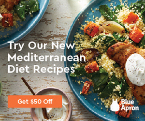 Blue Apron – Turning Dinner Tragedies into Triumphs