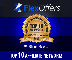 Top 10, Five Years in a Row! FlexOffers.com Rises in mThink Blue Book 2019 Survey Rankings