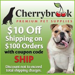 Paw-ternal Pet Savings at Cherrybrook