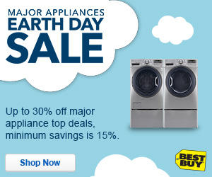 Earth Day Discounts