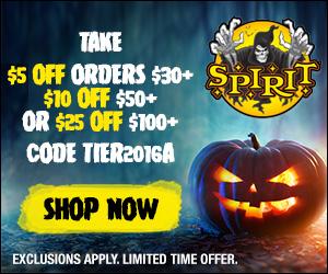 Halloween Deals Roundup