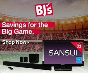 Big Game Party Promos