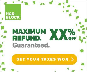Tax Day 2018 Savings