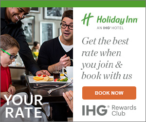 Win Christmas with InterContinental Hotels Group