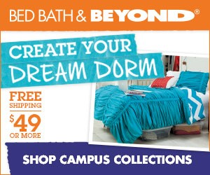 Comforting Dorm Décor Discounts for Class of 2018