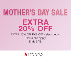 Early Mother's Day 2018 Deals