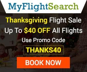 Tremendous Thanksgiving Travel Deals