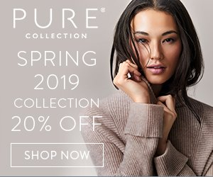 Stylish Savings during the Pure Collection (US) Mid-Season Sale