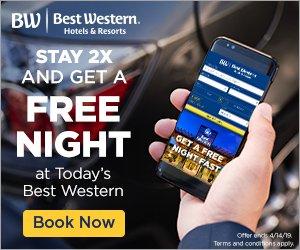 Best Western Spring Break Travel Deals