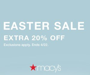 Extraordinary Easter Savings