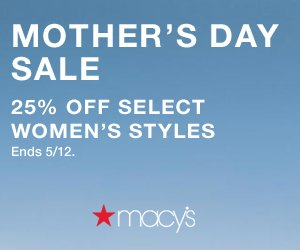 FlexOffers.com, affiliate, marketing, sales, promotional, discount, savings, deals, bargain, banner, blog, Marvelous Mother's Day Deals, Macys.com, Hautelook, LifeLock Identity Theft Services, InterContinental Hotels Group, Nordstrom Rack, RealEats, vineyard vines, jewelry, clothing, apparel purses, footwear, hotel, lodging, accommodations, travel, identity theft protection, food, drink, kitchen, cooking,