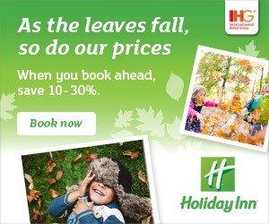 Fascinating Fall Travel Bargains