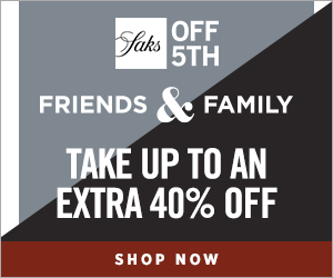 First Day of Fall Fashion Discounts
