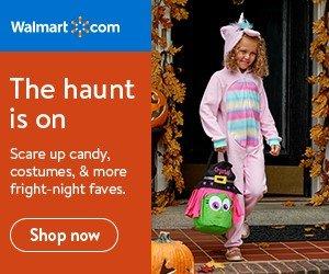 Early Halloween Prep Bargains