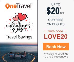 Valentine's Day Savings