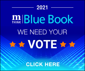 Show Your Support For FlexOffers.com in the mThink Blue Book Top 20 CPS Network Survey