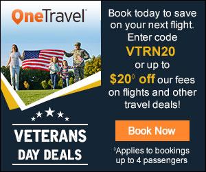 Heartening Veterans Day Rebates