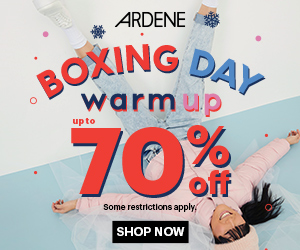 Bountiful Boxing Day Discounts