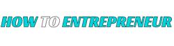 How to Entrepreneur logo